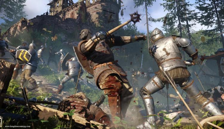 VIDEO: Na herní trh vstoupila nejvýpravnější česká hra, Kingdom Come: Deliverance