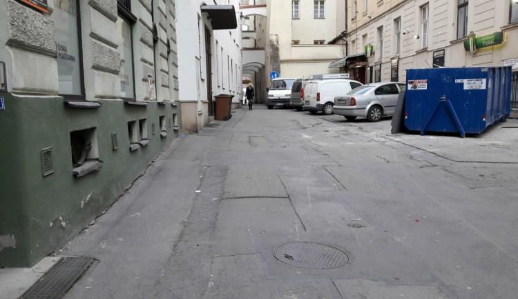 Ve Švédské ulici budou žulové kostky, rekonstrukce bude stát osm milionů
