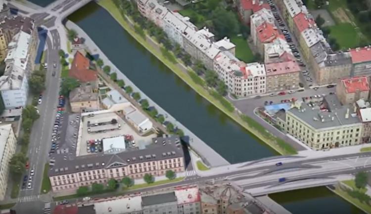 VIDEO: Stavba protipovodňových opatření začne za měsíc, tady je vizualizace výsledku