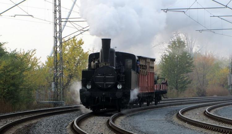"""Návštěvníci výstavy For Model budou mít možnost svést se k výstavišti historickou lokomotivou """"Kocúr"""""""