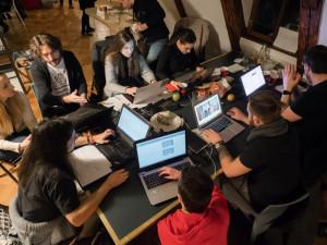 V Olomouci budou vznikat nové projekty, první Startup weekend je tu