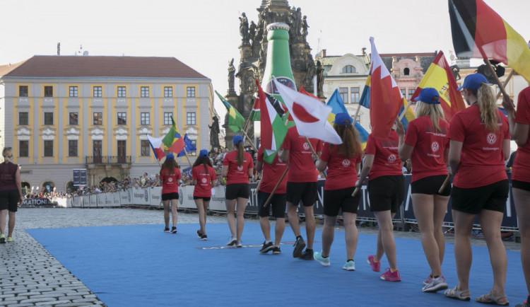 I letos můžete pomoci při organizaci olomouckého půlmaratonu