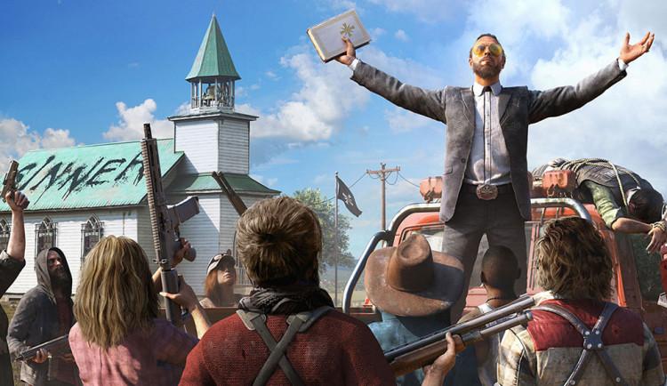 HRÁTKY S GEEKEM: Far Cry 5 – dohráli jsme za 10 minut