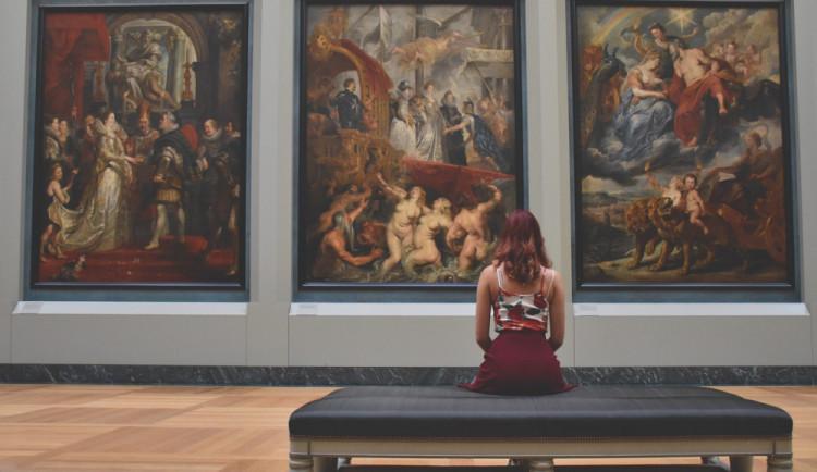 Olomoučtí vědci budou pomáhat při záchraně uměleckých děl