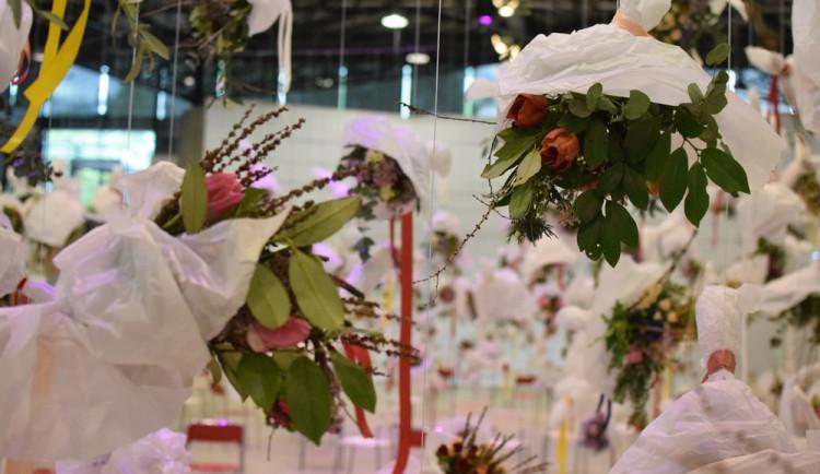 ANKETA: Jak se vám líbí letošní expozice Jarní Flory?