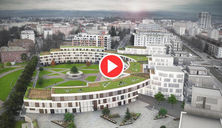 FOTO/VIDEO: BEA campus v Olomouci se rozroste o dalších pět budov, podívejte se na vizualizaci