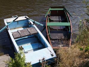 Na řece Bečvě v Hranicích začala fungovat půjčovna pramic a šlapadel