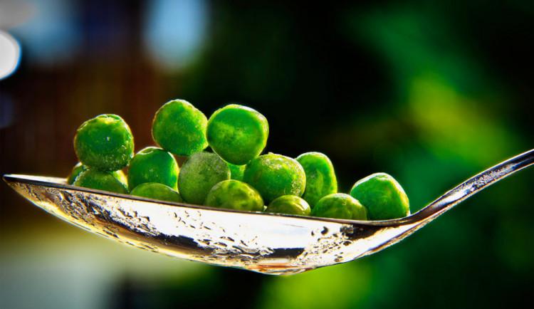 DRBNA VAŘÍ: Vhlavní roli zelenina. Ta zelená. Maximálně žlutá…