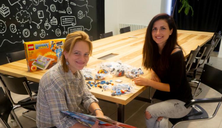 Připravujeme děti na budoucí kariéru, říkají dvě maminky, které v Olomouci vedou kreativní tábory