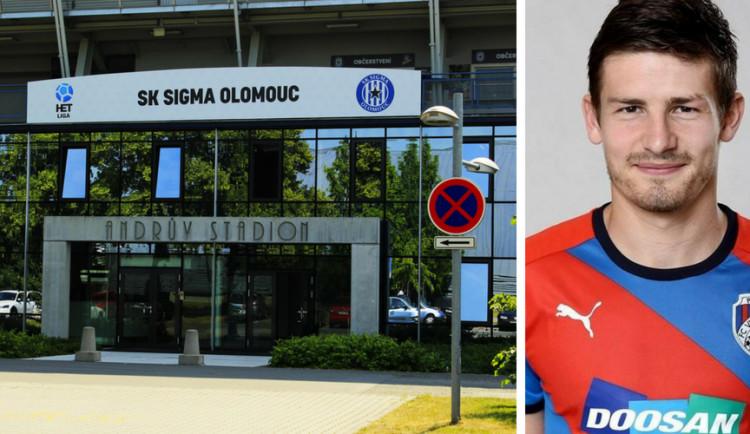 Za Olomouc bude v nadcházejících dvou sezónách hrát Václav Pilař, přichází z Plzně