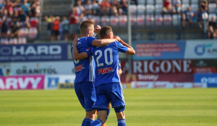 Sigma si napravila reputaci z prvního kola, venku porazila Mladou Boleslav 4:0
