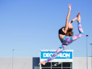 V olomouckém Decathlonu se uskuteční druhý ročník tanečního dne. Tady je přehled, na co se můžete těšit