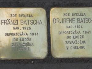 V prostějovských ulicích se objeví první Stolpersteine – kameny zmizelých
