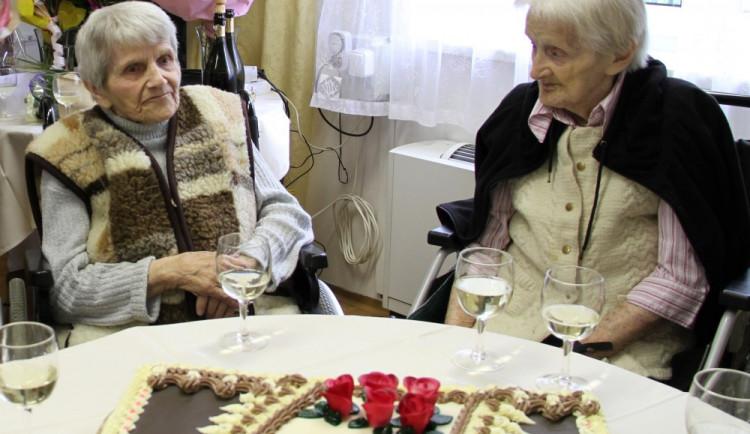 Jedna z nejdéle žijících žen našeho krajeKvětoslava Grmelová oslavila 105 let