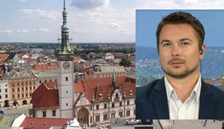 Politolog Jakub Lysek hodnotí povolební situaci v Olomouci