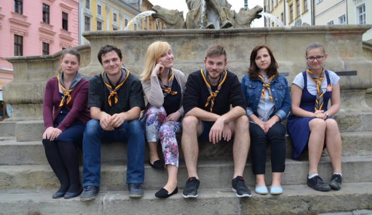 Na Dolním náměstí v Olomouci se otevřou stálé prostory pro Skautský institut, můžete je podpořit