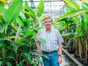 Českou hlavu letos získá olomoucký profesor a rostlinný genetik Jaroslav Doležel