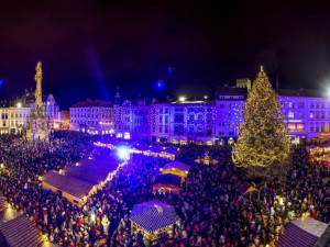 PŘEHLED: Vánoční trhy v Olomouci letos začnou 23. listopadu. Tady je program!