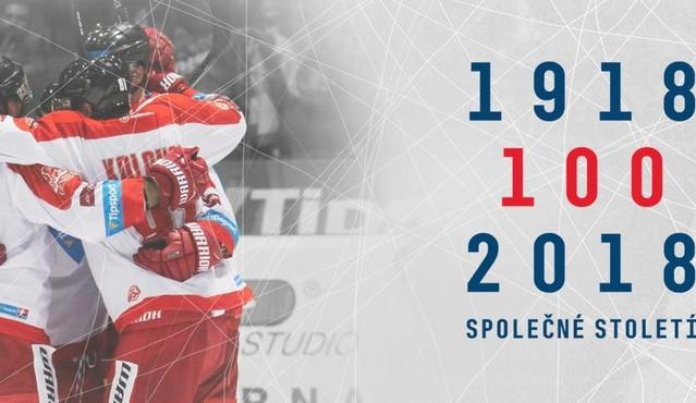 Olomoučtí hokejisté se zapojí do oslav 100 let Československa, fanoušci se mají na co těšit