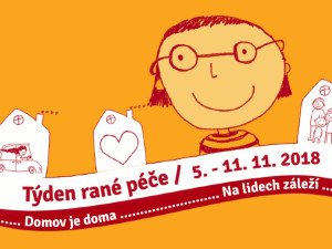 Jedenáctý ročník Týdne rané péče je za dveřmi, v Olomouci vyvrcholí charitativním Šátkovým bazarem