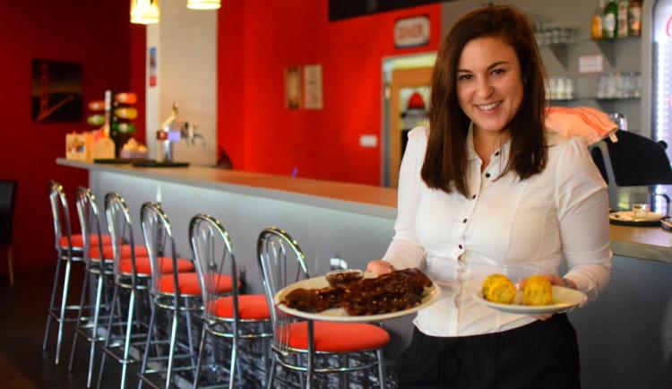 Návštěvníky přesvědčujeme, ať zkusí něco nového, říká majitelka American Grill