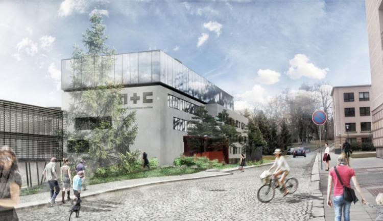 FOTO: V Olomouci měla vzniknout tato unikátní budova, nemocnice na ni však nemá peníze