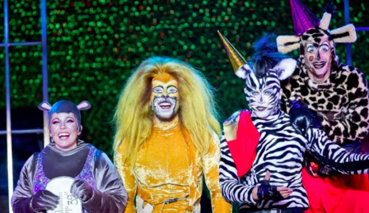 SOUTĚŽ: Vyhrajte dva lístky na muzikál Madagaskar a udělejte si výlet do Ostravy