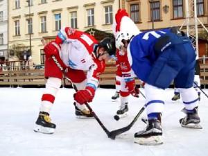 VIDEO: University Shields se postaví juniorům HC Olomouc v charitativním utkání