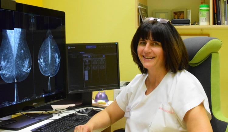 Podpora ženy ze strany rodiny v rámci prevence rakoviny prsu je důležitá, říká Dana Houserková zMAMMACENTRA Olomouc