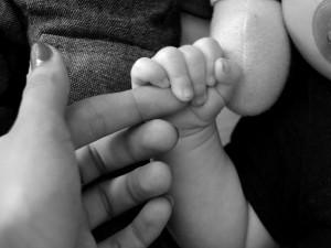 První dítě nového roku v Olomouckém kraji se narodilo ve Šternberku. Je to chlapec a jmenuje se Filip