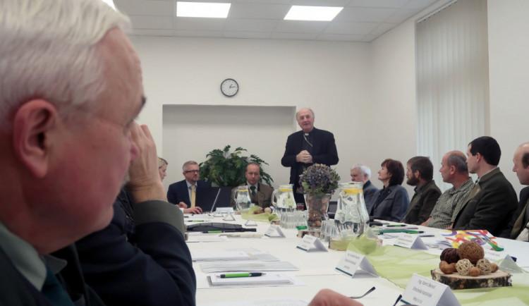 Správci církevních majetků založili novou komoru církevních lesů. Cílem je sdílení informací a pomoc členům