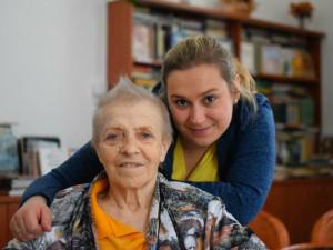 Den s ošetřovatelkou v hospici: Naše práce není smutná, je plná úsměvů