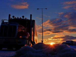 Olomoučtí operátoři tísňové linky pomohli řidiči kamionu, kterého postihla mrtvice v Anglii
