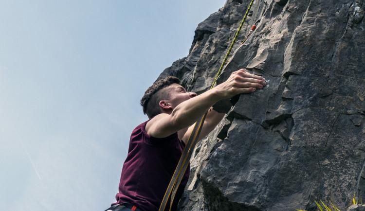 V Olomouckém kraji se v začátkem března představí česká lezecká elita