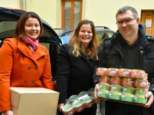 Olomoucká Charita vyhlásila sbírku konzerv a trvanlivých potravin
