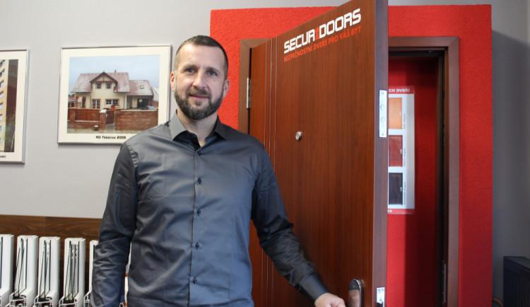 Bezpečnostní dveře Securidoors zabrání vniku zlodějům i nepříjemnému hluku