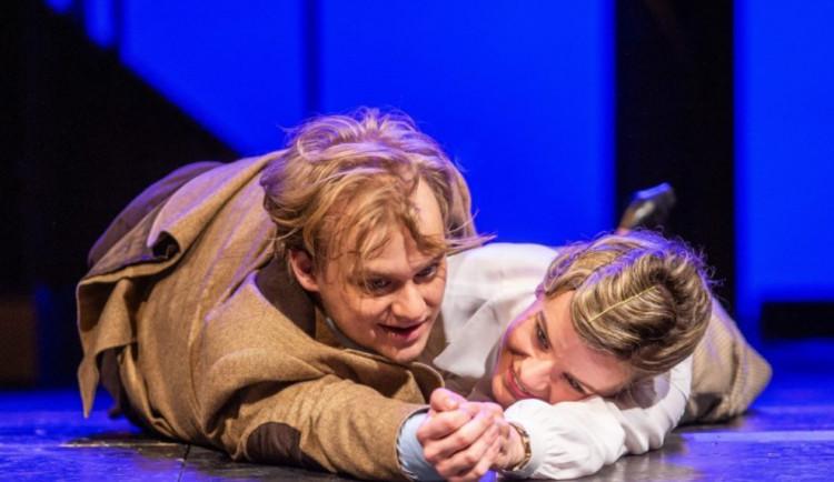 SOUTĚŽ: Vyhrajte vstupenky do Moravského divadla Olomouc na představení Petr a Lucie