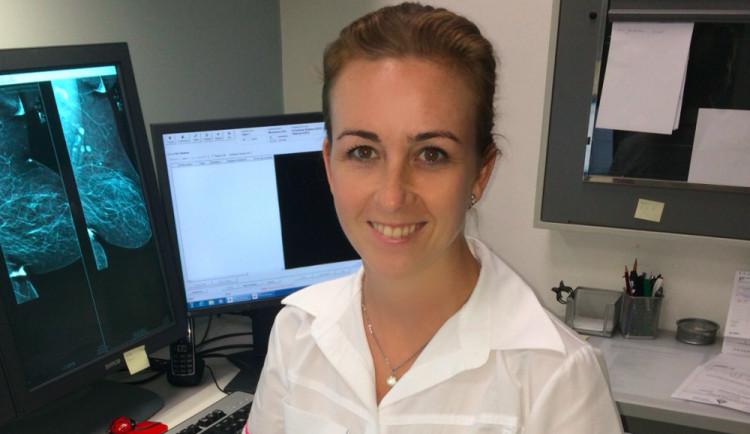ROZHOVOR: Výsledek mamografického vyšetření se dozvíte do pár minut, říká lékařka Lucie Hallamová