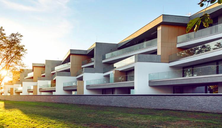 Stavbou roku je v rámci Olomouckého kraje komplex nového bydlení na Lazcích