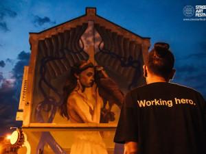 Cenu veřejnosti v Olomouckém kraji získal Street art festival