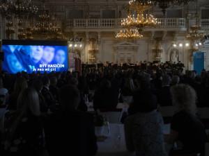 FOTO/VIDEO: Hasiči z Olomouckého kraje byli oceněni na 10. ročníku ankety Hasič roku