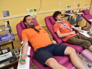 Skauting v Olomouci letos slaví sto let, dnes jdou jeho členové darovat krev