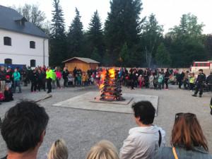 Čarodějnická Korunní pevnůstka přilákala mnoho návštěvníků