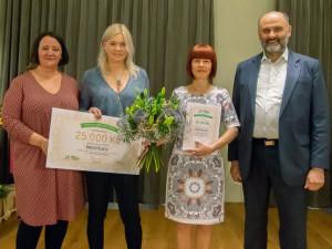 Prostějov získal třetí místo v celostátní soutěži recyklace elektrospotřebičů