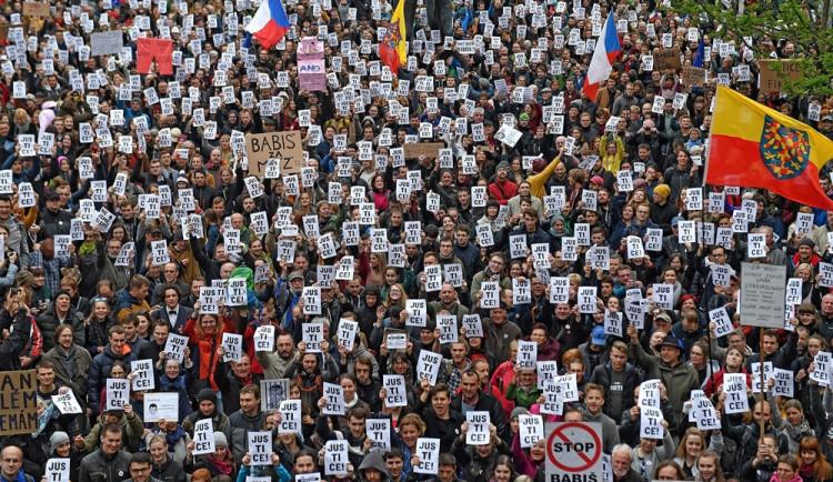 V úterý proběhnou další demonstrace za nezávislou justici. Protestovat se bude nově i v Přerově