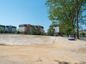 Na Tabulovém vrchu revitalizovala nemocnice své pozemky