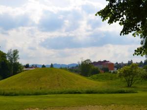 Město Zábřeh zahájilo další etapu založení parku Knížecí sady