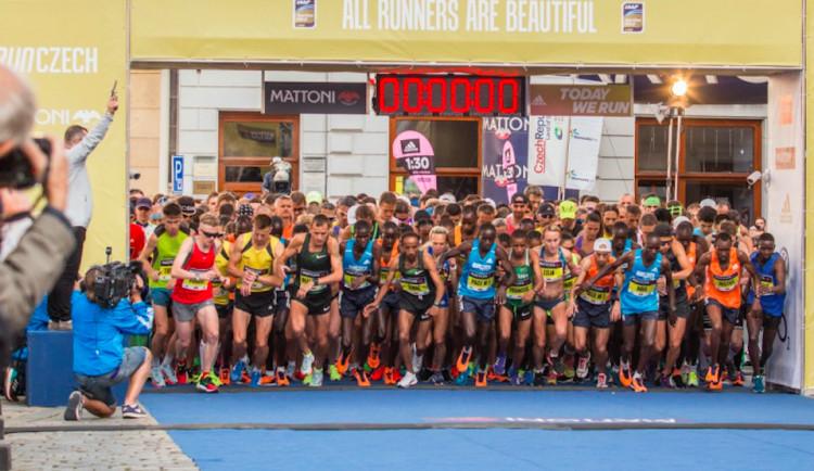 V sobotu to vypukne. Na trať jubilejního desátého ročníku olomouckého půlmaratonu se postaví 10 tisíc běžců