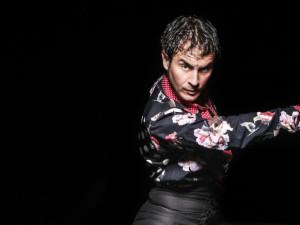Hvězdou letošního ročníku Colores Flamencos bude virtuózní sevillský tanečník David Pérez