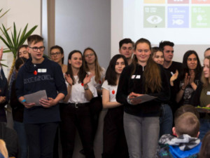 Mezinárodní projekt Get up and Goals! na olomouckých školách přináší první výsledky
